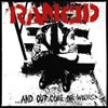 Rancid - Out Come Wolves record cover