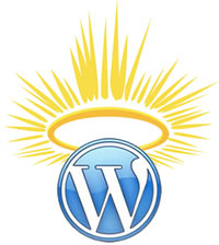 WordPress-logo-halo